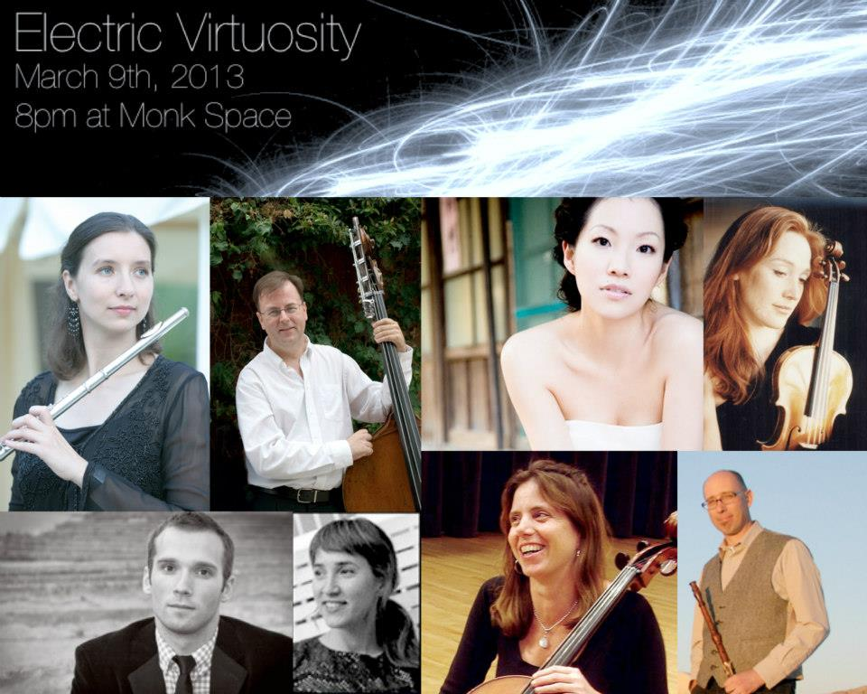 Electric Virtuosity 3/9/2013